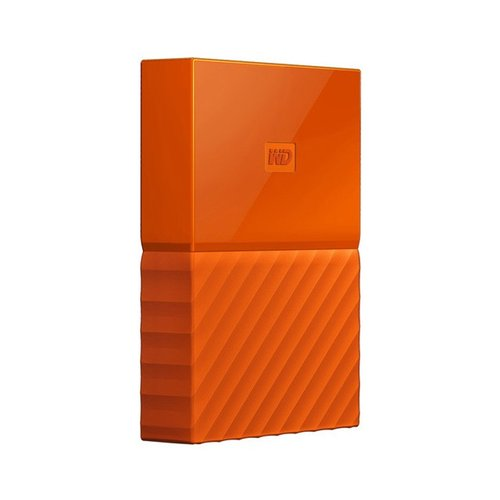 Western Digital WD My Passport 2TB  WDBYFT0020BOR-WESN - Orange