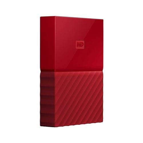 Western Digital WD My Passport 2TB  WDBYFT0020BRD-WESN - Red