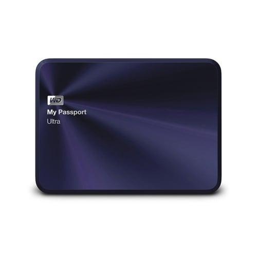 Western Digital WD My Passport Ultra Metal Edition 4TB  WDBEZW0040BBA-PESN