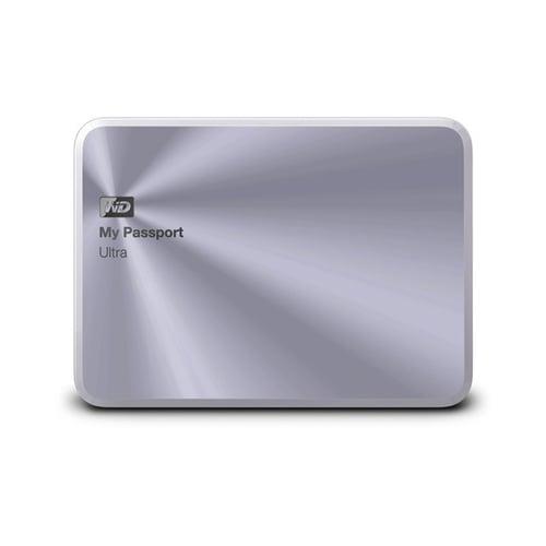 Western Digital WD My Passport Ultra Metal Edition 4TB  WDBEZW0040BSL-PESN