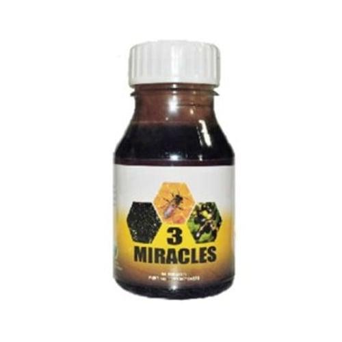 3 MIRACLES Madu Habbatussauda HWI Ori