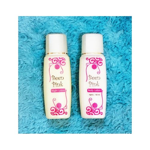 BEEN PINK Paket Lotion Day and Night