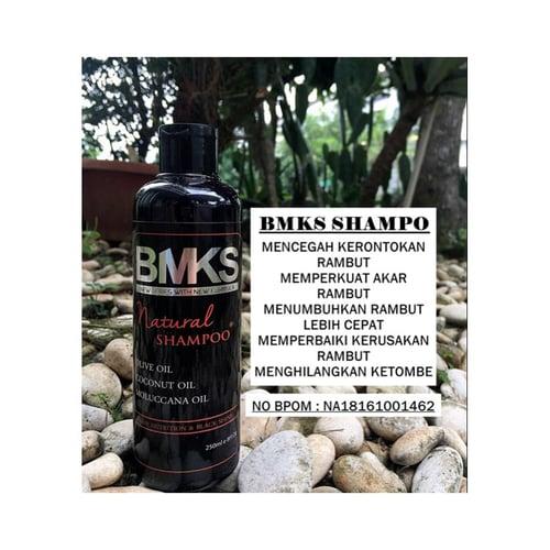 BMKS Natural Shampoo Original BPOM 250ml