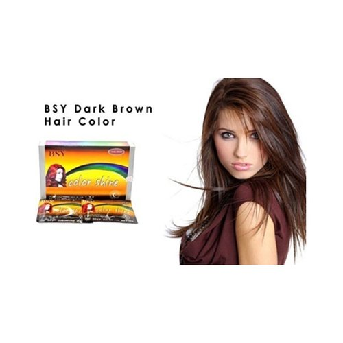 BSY Color Shine Dark Brown