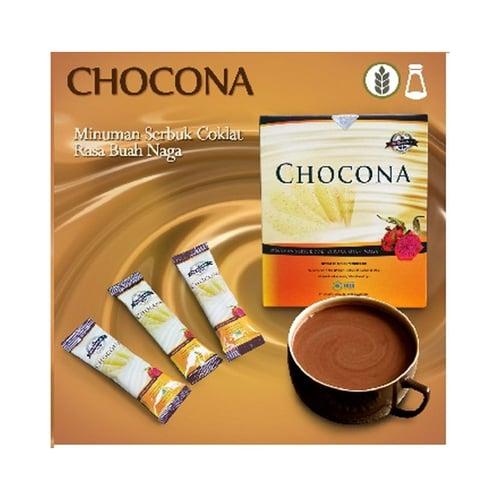CHOCONA Coklat   Buah Naga