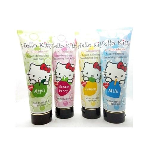 Hello Kitty Bath Salts Lulur Garam 400gram