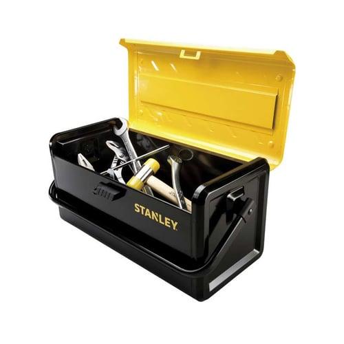 "Stanley 19"" Metal tool Box - no drawer STST73099-8"