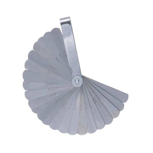 Stanley Metric Feeler Gauge 25 Blades STMT78212-8