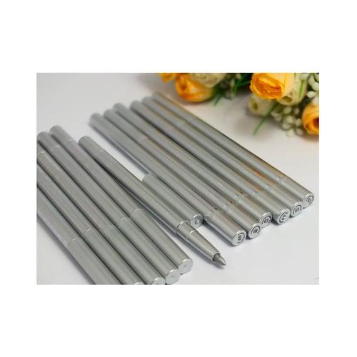 AIGNER [ Eceran ] Eyeshadow & Eyeliner Model Putar Silver