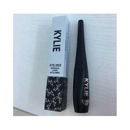 KYLIE Eyeliner Box Putih Waterproof Hitam
