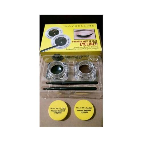 MAYBELLINE Eyeliner Gel 2in1 Waterproof