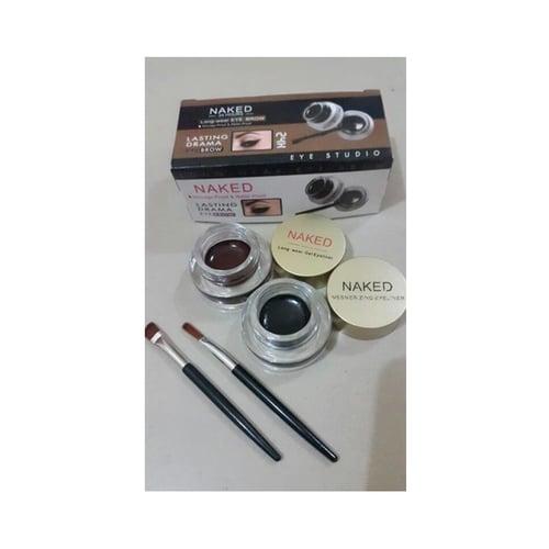 NAKED Eyeliner Gel 2 Colour