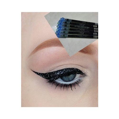 Eyeliner Glitter Me Now Hitam [ Grosir ]