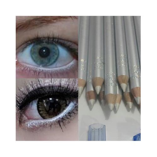 Eyeliner Glitter Me Now Putih [ Ecer ]