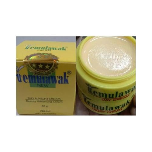 Temulawak Cream Siang Malam Original 50g