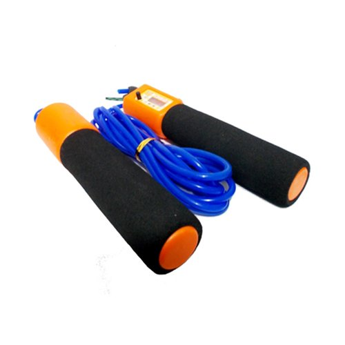 BODY GYM Skip Soft Hand With Counter Jump Rope Orange