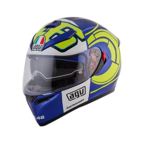 Jual Agv K3 Sv Winter Test 2012 Blue Size Xl Aneka Motor Ralali Com