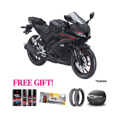 YAMAHA Motor R15 + Free Gift Khusus Area Jawa Barat