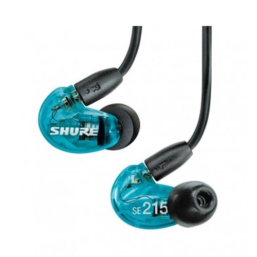 Shure Earphone - Sound Isolating Earphones SE215 Special Edition