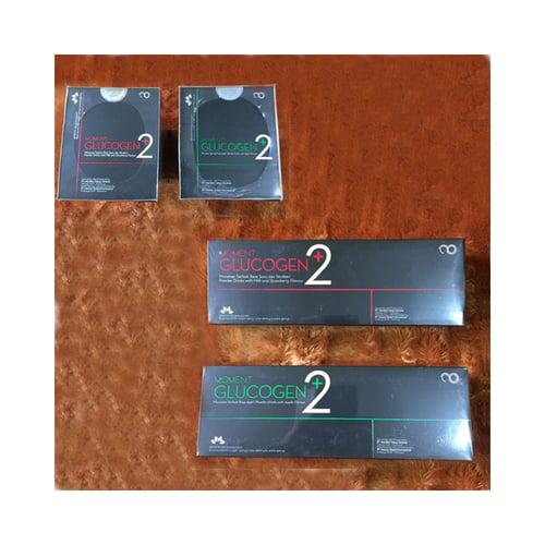 GLUCOGEN New Moment 2 1 Box Isi 5 Box Kecil