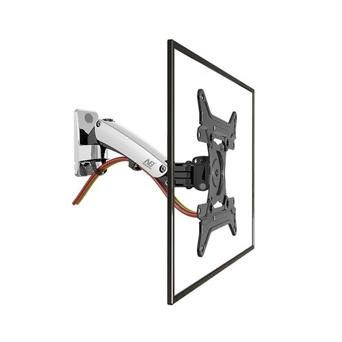 NORTH BAYOU Gas-Spring TV Bracket Kecil NBF200 10Inch 42Inch