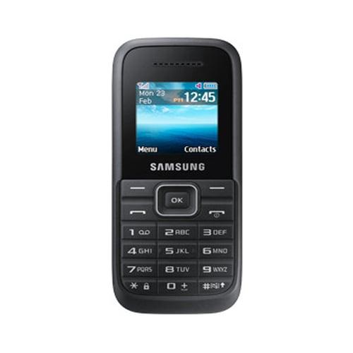 Samsung Keystone 3 -  B109E - Hitam