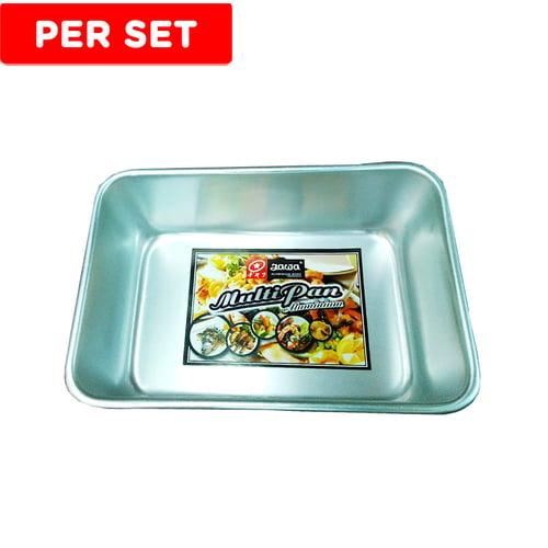 MASPION Cake Pan  21 x 14 (4Pc)