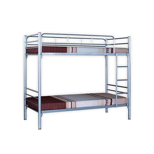 Prissilia Munich Stainless Stell Bed Double Tempat Tidur