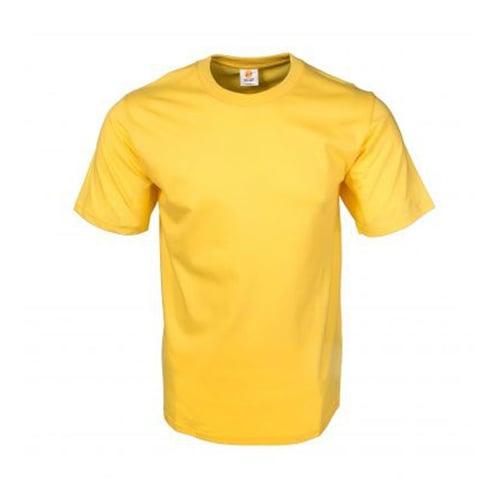 Y&S Eco Soft Kaos Polos Kuning S