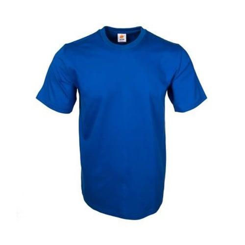 Y&S Ultra Soft Kaos Polos Biru Royal L