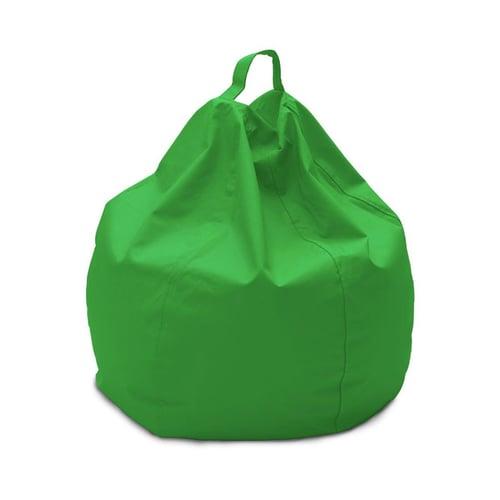 BE MY BEAN Neo Jumbo Oscar Bean Bag Green