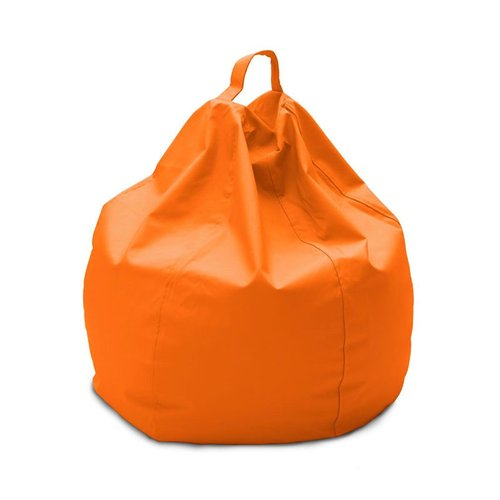 BE MY BEAN Neo Jumbo Oscar Bean Bag Orange