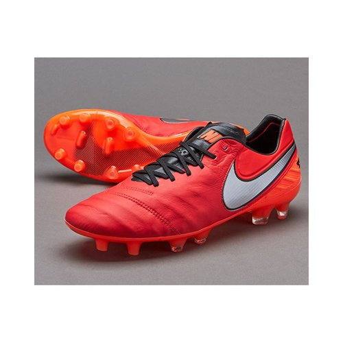 NIKE Sepatu Bola Tiempo Legend VI FG Light Crimson