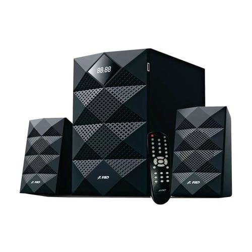 F&D Speaker Bluetooth A180X Hitam