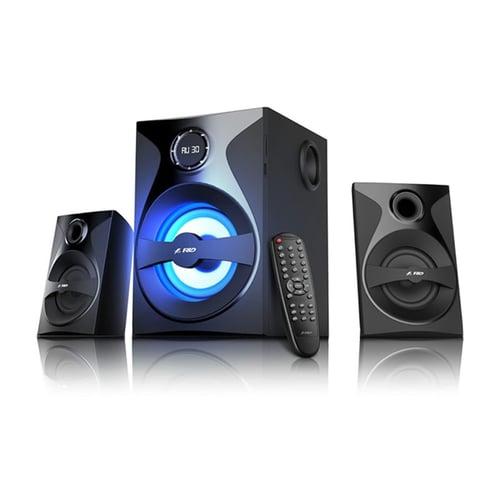 F&D Speaker Bluetooth F380X Hitam