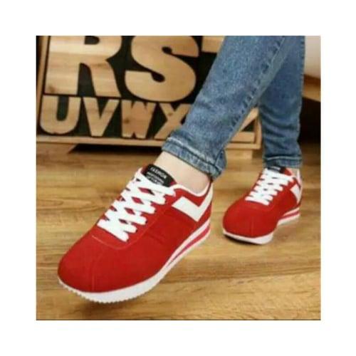 Sepatu Spon Pcr 30 Merah