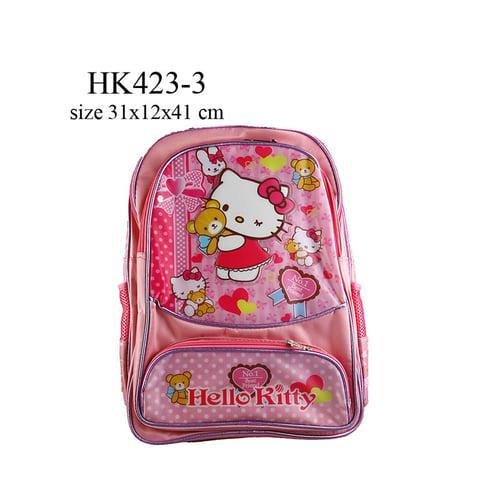 Tas ransel Hello Kitty L C HK423-3