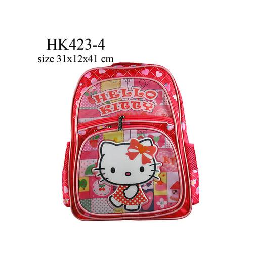 Tas ransel Hello Kitty L D HK423-4