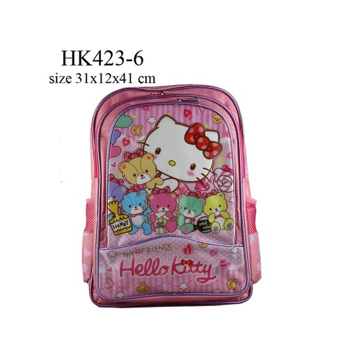 Tas ransel Hello Kitty L F HK423-6