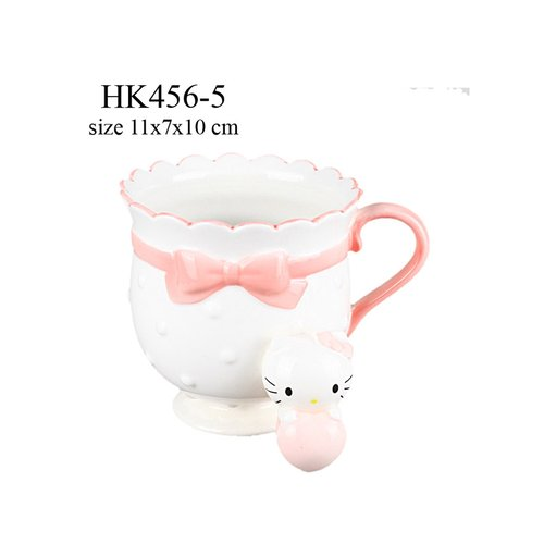 Mug Hello Kitty Renda E HK456-5