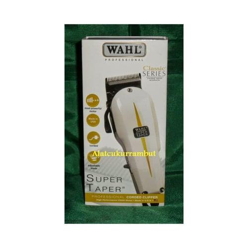 WAHL Alat Cukur Rambut Hair Clipper Super Taper CS SO Single Pack