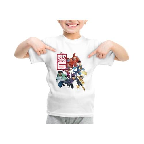 Kaos Anak Big Hero 6 BHS - 002