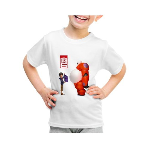Kaos Anak Big Hero 6 BHS - 019