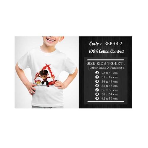 Kaos Anak BoBoiBoy BBB-002