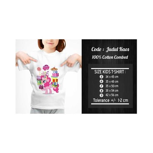 Kaos Anak My Little Pony / Kaos MLP KMLP-010