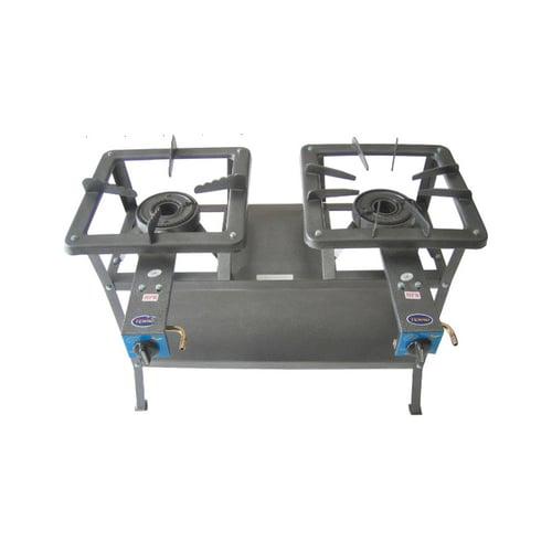 Tenno Kompor GSMA-266-TR High Pressure Automatic + Rangka Tinggi 75 cm