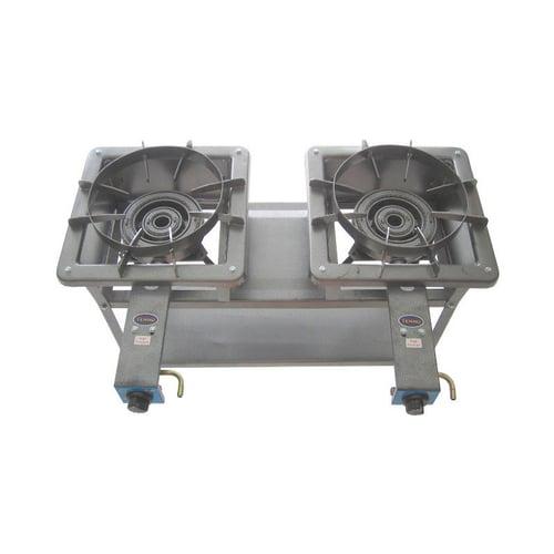 Tenno Kompor GSMA-277-TR High Pressure Automatic + Rangka Tinggi 75 cm
