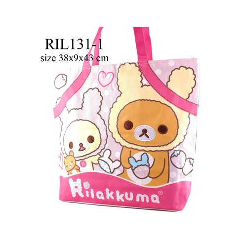 Tas Jinjing 226 Rilakkuma RIL131