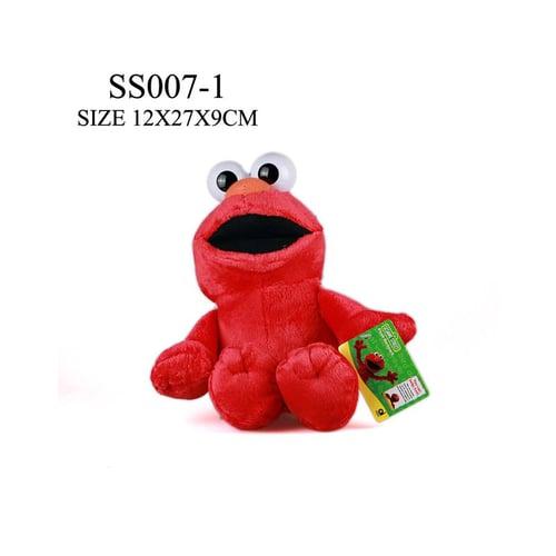 Boneka sesame street S Elmo SS007-1