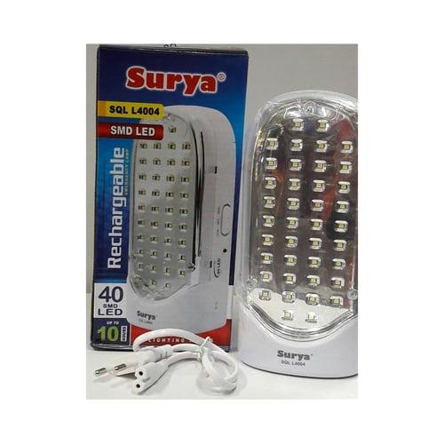 SURYA Lampu Emergency Sunfree SQL 4004